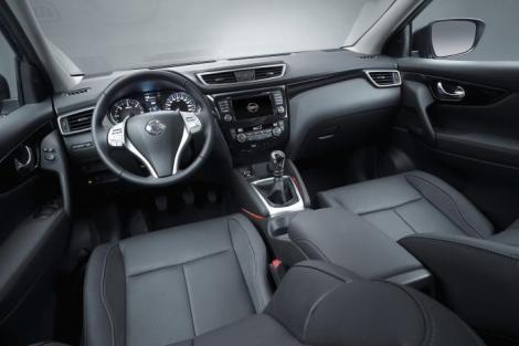 O interior é também novo e tem uma maior qualidade percetível