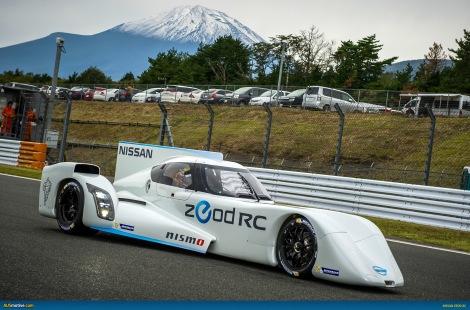 O Nissan ZEOD RC vai estrear-se em Le Mans com dois vencedores da GT Academy ao volante