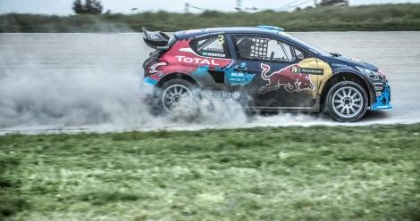 A Peugeot decidiu apostar no Ralicross em vez de regressar ao WRC