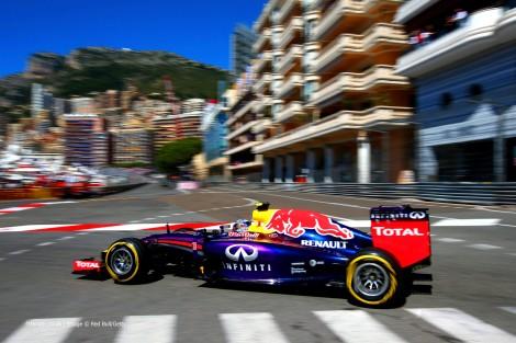 Daniel Ricciardo voltou a ser 3º numa corrida este ano