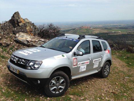 A Aventura Dacia 4x2 começa já sexta-feira