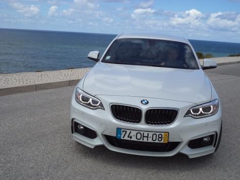 O preço base do BMW 220d Coupé fica abaixo dos 40 mil euros