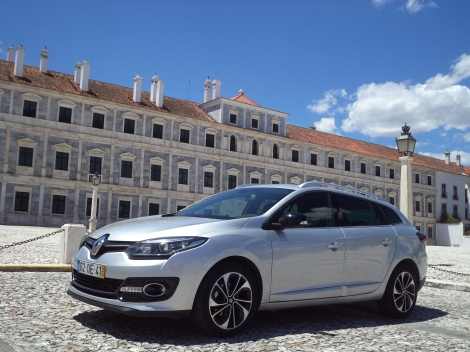 Renault Mégane Sport Tourer 1.6 dCi 130 FAP BOSE Edition (Fotos: Vila Viçosa)