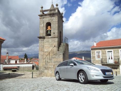 A Peugeot 508 SW 1.6 e-HDI 115 cv custa ???? com este Pack de equipamento (Foto: Belmonte)