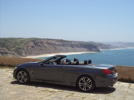 O preço base do BMW 420d Cabrio é de
