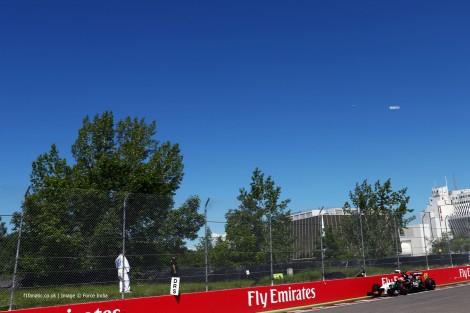 Nico Hulkenberg voltou a estar em evidência terminando em 5º