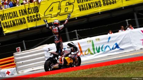 Esteve Rabat ganmhou a sua quarta prova de Moto2 do ano e é cada vez mais líder da categoria