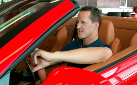 Schumacher está há quase seis meses em coma e não se conhecem melhoras