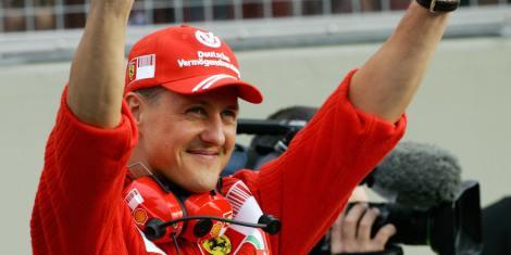 Michael Schumacher já saiu do estado de coma