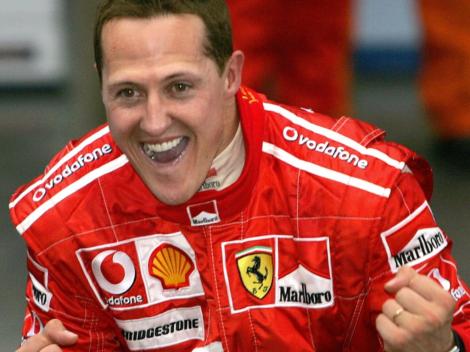 Michael Schumacher terá viajado acordado para o hospital de Lausanne