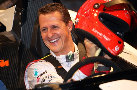 O estado de saúde de Michael Schumacher terá piorado nas últimas semanas
