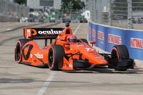 Simon Pagenaud venceu a segunda corrida da IndyCar em Houston
