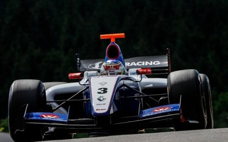 Sergey Sirotkin ganhou a FR 3.5 V6 no Moscow Raceway