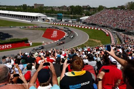 Nico Rosberg assumiu o comando na partida mas depois tve problemas de travões