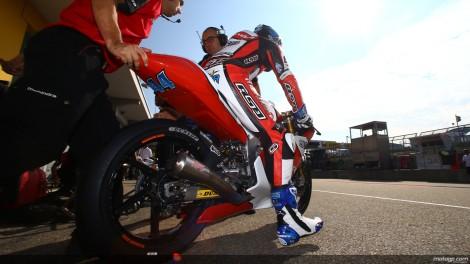 Miguel Olivera pode estar de saída da Mahindra a caminho da Red Bull KTM