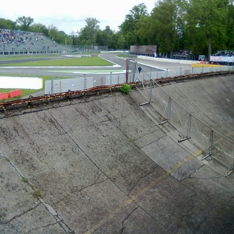 A continuação da F1 em Monza poderá estar em risco