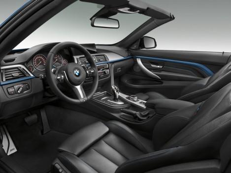 Viaja-se bem com qualidade e conforto no Série 4 Cabrio