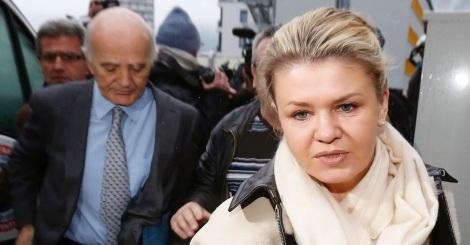 Corinna Schumacher agradeceu aos fãs o apoio dado ao marido