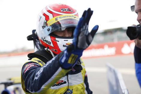 Felipe Nasr venceu a sua 3ª prova de gP2 do ano em Silverstone