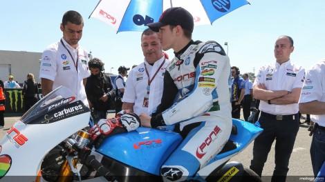 Maverick Viñales irá correr em 2015 no MotoGP com a Suzuki