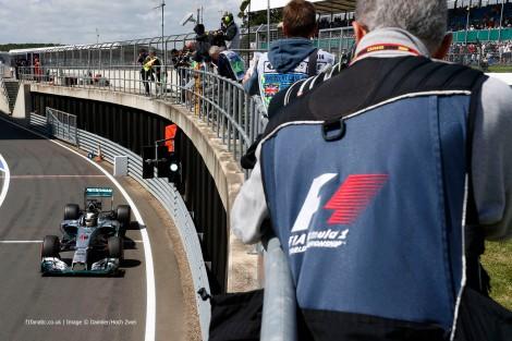 Lewis Hamilton regressou aos triunfos no GP da Grã-Bretanha