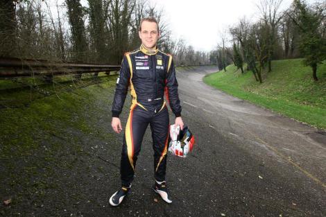Marco Sorensen vai estrear-se na GP2 em Silverstone