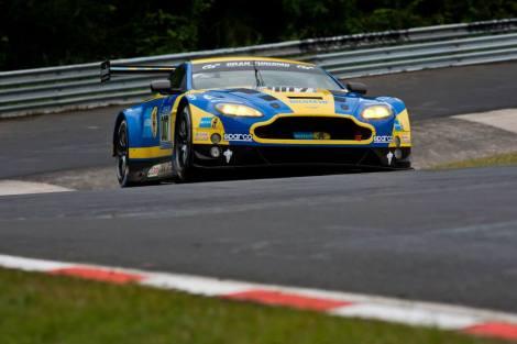 Pedro Lamy foi confirmado pela Aston Martin nas 24 Horas de Spa