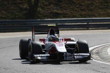 "Stoffel Vandoorne ganhou a corrida ""sprint"" de Hungaroring"