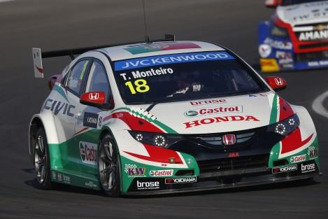 Tiago Monteiro foi por duas vezes 5º na Argentina