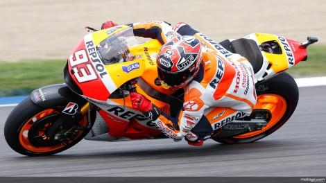 Marc Márquez garantiu em Indianapolis o 10º triunfo da temporada de MotoGP