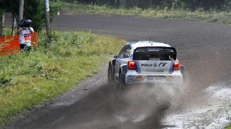 Jari-Matti Latvala ganhou pela segunda vez na Finlândia