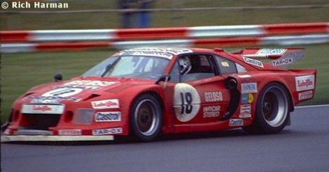 O Ferrari 308 GTB Turbo com mais de 1.000 cv