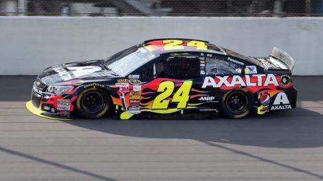 Jeff Gordon venceu a terceira prova do ano em Michigan