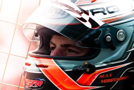 Max Verstappen vai estrear-se na F1 aos 17 anos