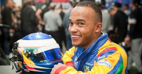 Nicolas Hamilton quer correr no BTCC em 2015