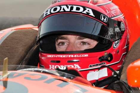 Simon Pagenaud poderá vir a testar o futuro motor Honda de F1