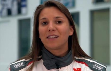 Simona De Silvestro acredita que pode chegar à F1 já em 2015