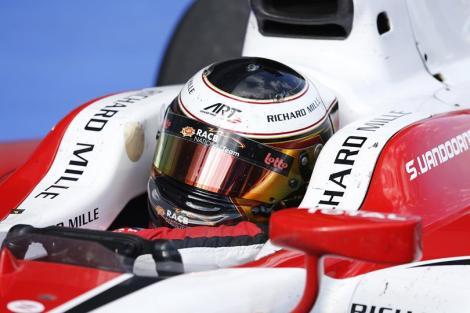 A McLren quer Stoffel Vandoorne na F1 em 2015