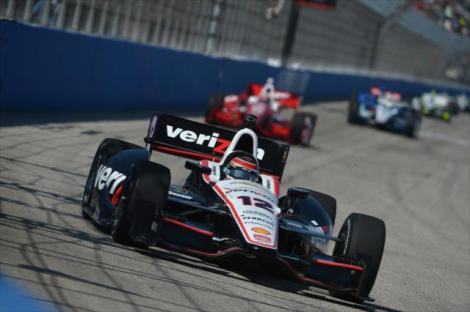 Will Power é o novo comandante da IndyCar