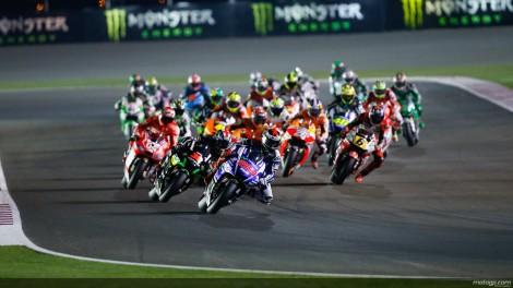 Qatar vai de novo inaugurar uma temporada do MotoGp