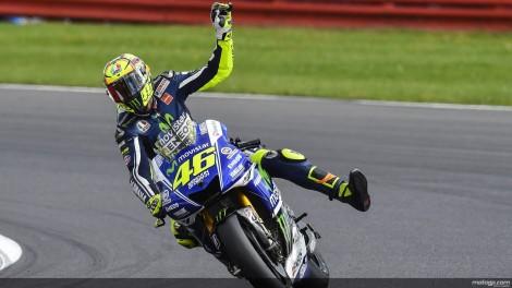 Valentino Rossi não lamenta nunca ter ido para a F1