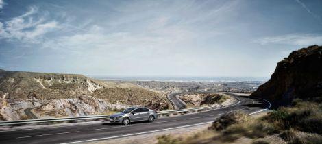 O novo Peugeot 508 apresenta-se ainda mais dinâmico que o anterior