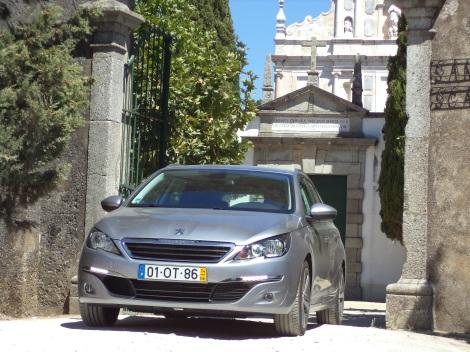 O 308 foi o primeiro modelo da Peugeot a ter o motor PureTech 1.2 a gasolina