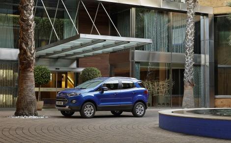 O EcoSport é mais uma tentativa da Ford em ter um SUV no segmento B