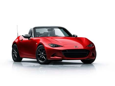 A quarta geração do Mazda MX-5 foi hoje apresentada