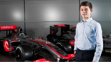 Nyck de Vries vai correr na FR 3.5 V6 em 2015