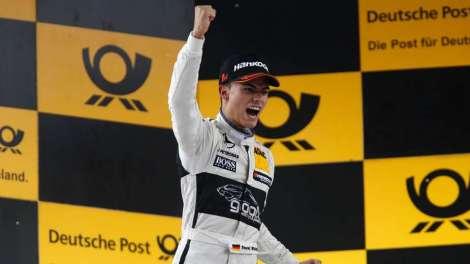 Pascal Wehrlein foi designado piloto de reserva da Mercedes na F1