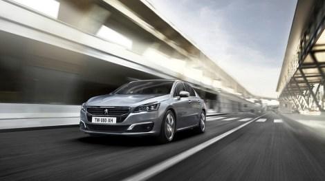 O novo 508 permite um ainda maior prazer de condução