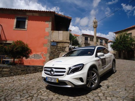 O Mercedes-Benz 4MATIC Experience vai ter a sua terceira edição de 17 a 19 de Outubro