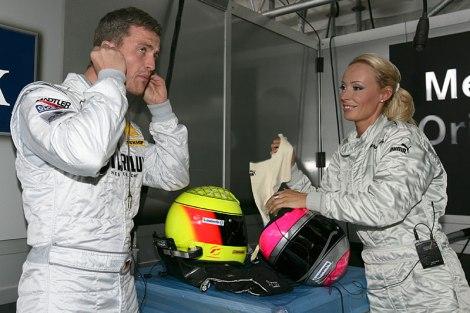 Ralf e Cora Schumcher já só comunicam através dos advogados